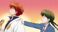 Sakura stops Rinne