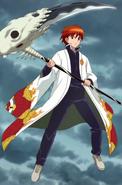 Rinne's Shinigami Scythe