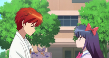 Ep 15 Rinne and Ageha