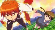 Rinne and sakura