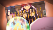 Ep 19 Rinne's real life flame