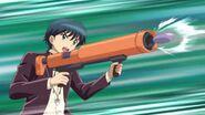 Tsubasa's Bazooka