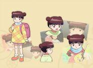 Ichigo character sheet