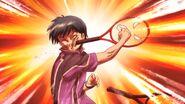 Tsubasa vs Racket