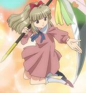 Minor Shinigami Girl
