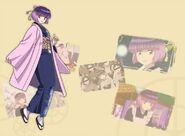 Otome Character sheet