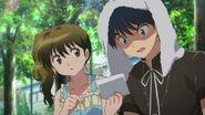 Ep 14 Sakura and Tsubasa