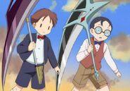 Minor Shinigami Kids