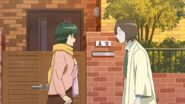 Sakura's mother meets Otobe again