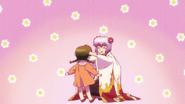Sakura and Tamako first