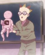 Shinigami Teacher 2