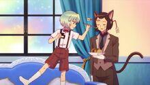 Shoma and Kurosu