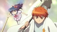 Ageha and Rinne