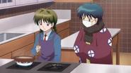 Ep23 Tsubasa sick