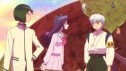 Kain jealous of Matsugo