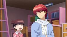 Sabato and Ichigo recount their love