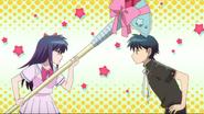 Ep 15 Ageha and Tsubasa