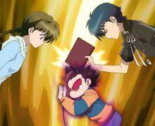 Tsubasa vs Yota