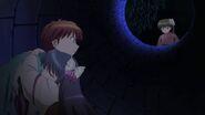 Ep14 Rinne and Ageha found by Sakura