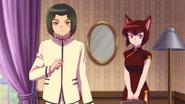 Matsugo and Kuromitsu