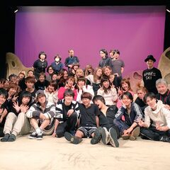 Cast and crew (3th musical).