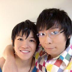 Seiya Konishi as Yuuri and Chihei Okada as Shouri.