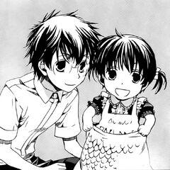 Young Shouri & Yuuri.