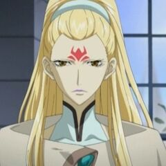 Alazon in the anime.