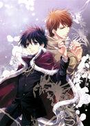 Yuri & Conrad