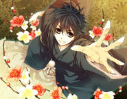 Yuuri flowers