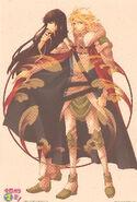 Shinou&Daikenja