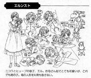 El character design