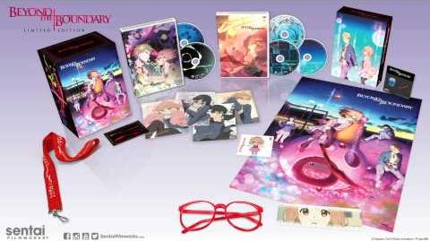 Quick Look Beyond the Boundary Collector's Edition Box Set