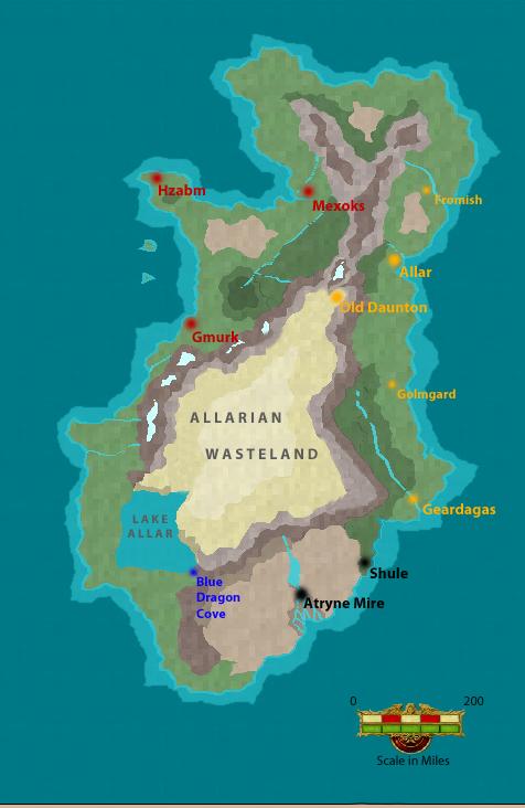 Allaria-Map