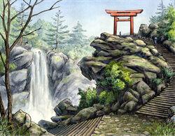 Ki-Rin's Shrine