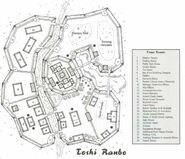 Toshi Ranbo Map