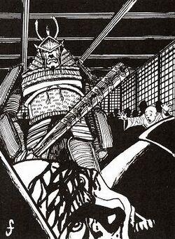 Yakamo kills Satsu