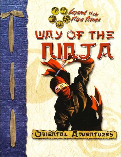 Way of the Ninja