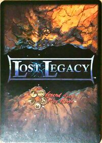 Lost Legacy card back