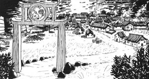 Riots at Friendly Traveler Village