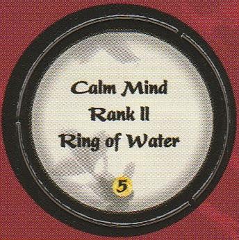 Calm Mind-Diskwars