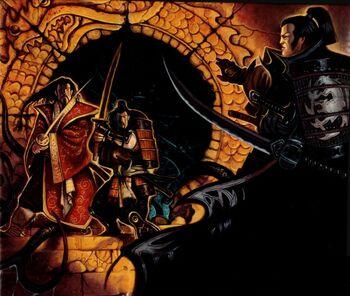 Opening Oblivion's Gate