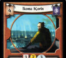 Ikoma Korin Exp/card