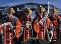 Bayushi Elite Guard 2