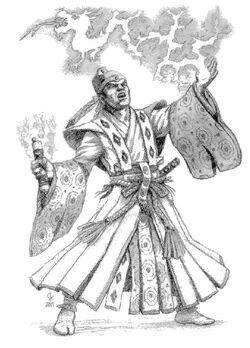 Isawa Shugenja 2