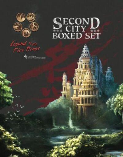 Second City (RPG)