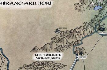 Razor of the Dawn Castle 2