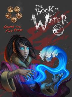 Book of Water Cover