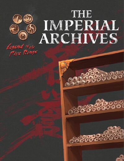 The Imperial Archives (RPG book)