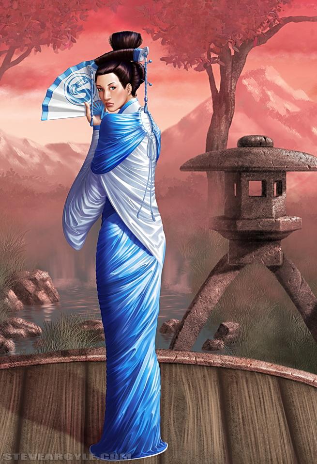 Doji L5r Legend of the Five Rings Wiki FANDOM powered